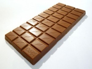 chocolate array